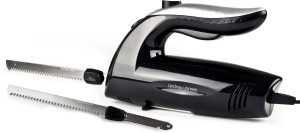 Andrew James Electric Carving Knife - Powerful 150 Watts - With Two Sets of Blades