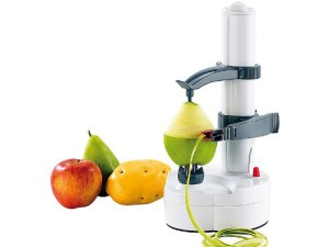 Great Ideas Electric Kitchen Automatic Potato Peeler