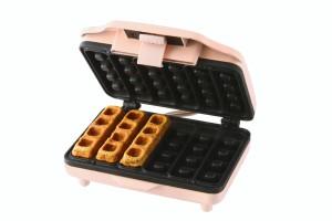 Sweet Treats Waffle Stick Maker, 0.760 Watt, Pink