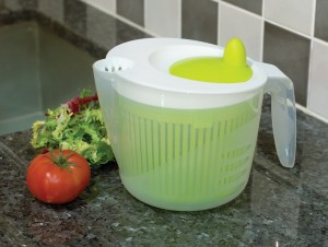 Neat Ideas Spin n Store Salad Spinner